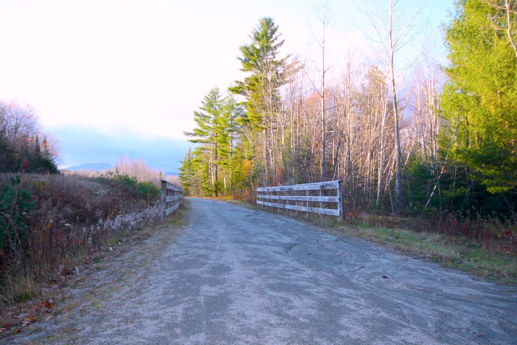 Access Road – Gorham, NH