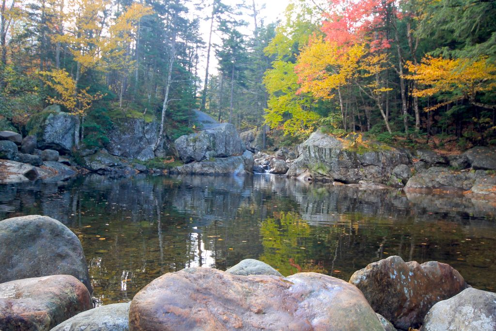 Emerald Pool – Gorham, NH