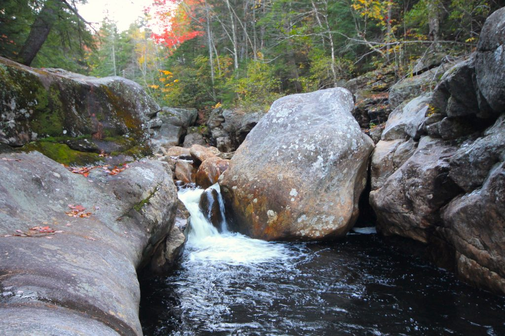 Garnet Pool – Gorham, NH