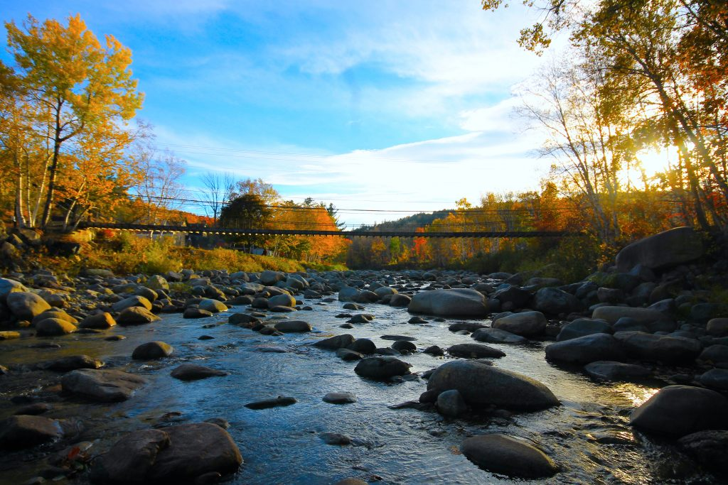 Swinging Bridge – Gorham, NH