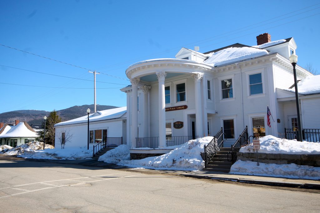 Exchange Street/Gorham Public Library