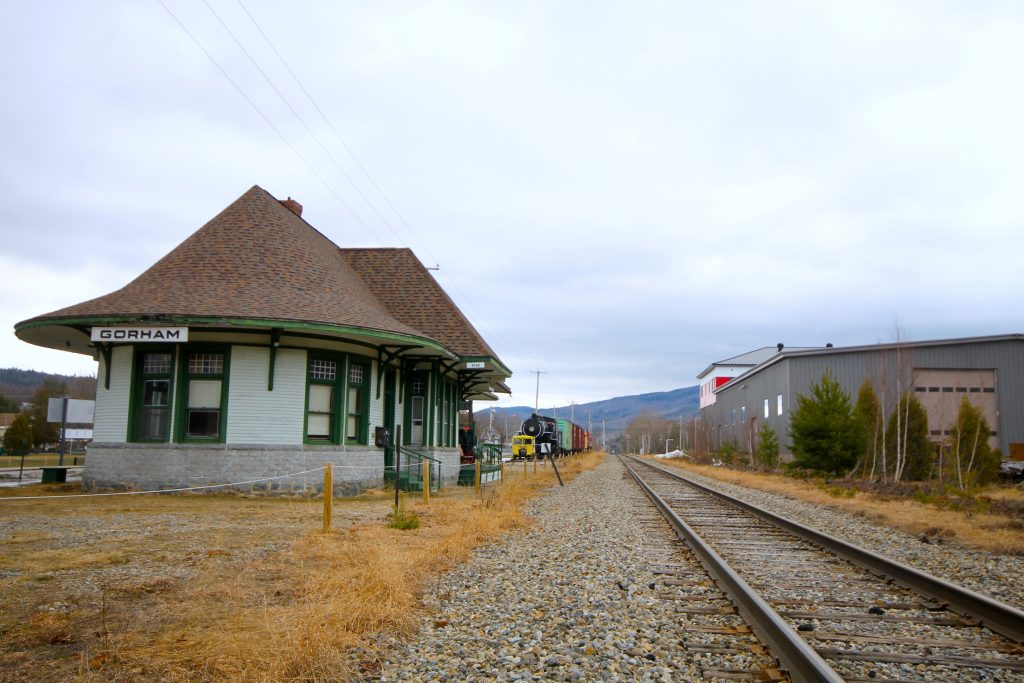 Gorham Historical Society & Railroad Museum